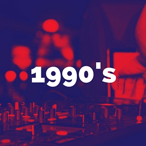 1990's music category