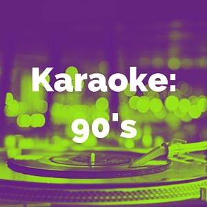 90's karaoke category