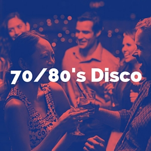 70's and 80's disco music category