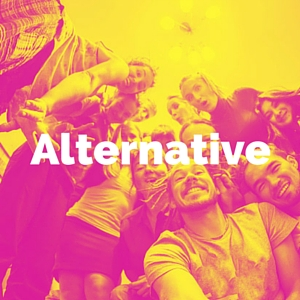 alternative music category