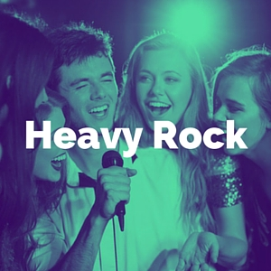 heavy rock music category