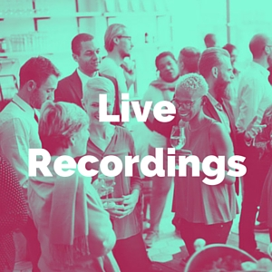 live recording music category