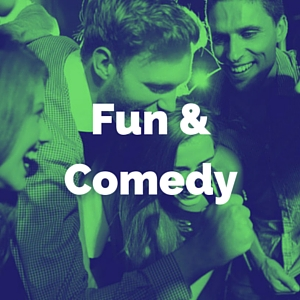 fun and comedy music category