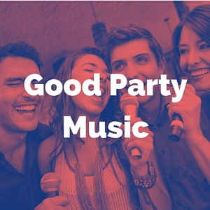 good party music category