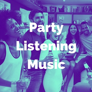 party listening music category