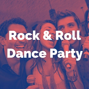 rock and roll dance party category