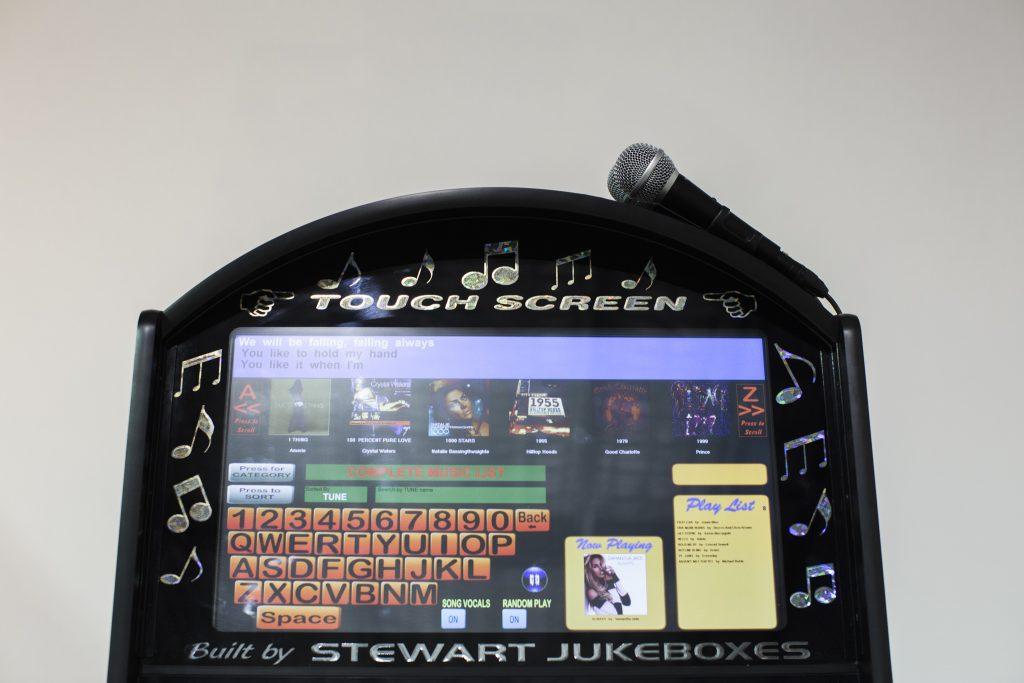 jukebox screen shot